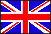 British_English Flag Decal Graphic