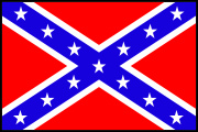 Confederate_Rebel Flag Decal Graphic