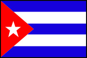 Cuba_Cuban Flag Decal Graphic