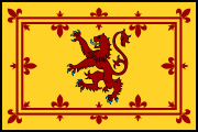 Lion_Rampant Flag Decal Graphic