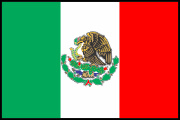 Mexico_Mexican_Traditional Flag Decal Graphic