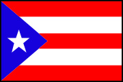 Puerto_Rico Flag Decal Graphic