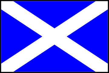 Customize this Scotland_Scottish Flag Decal